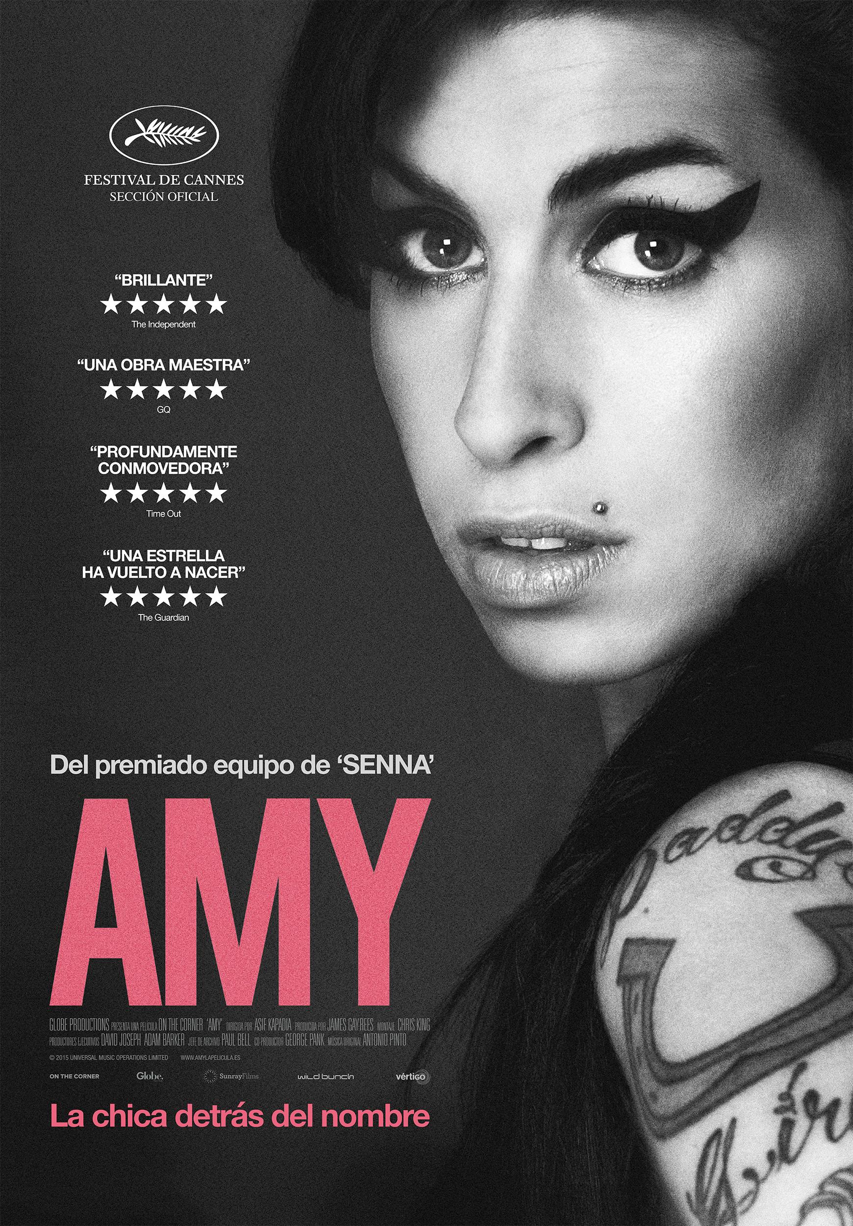Amy - Netflix