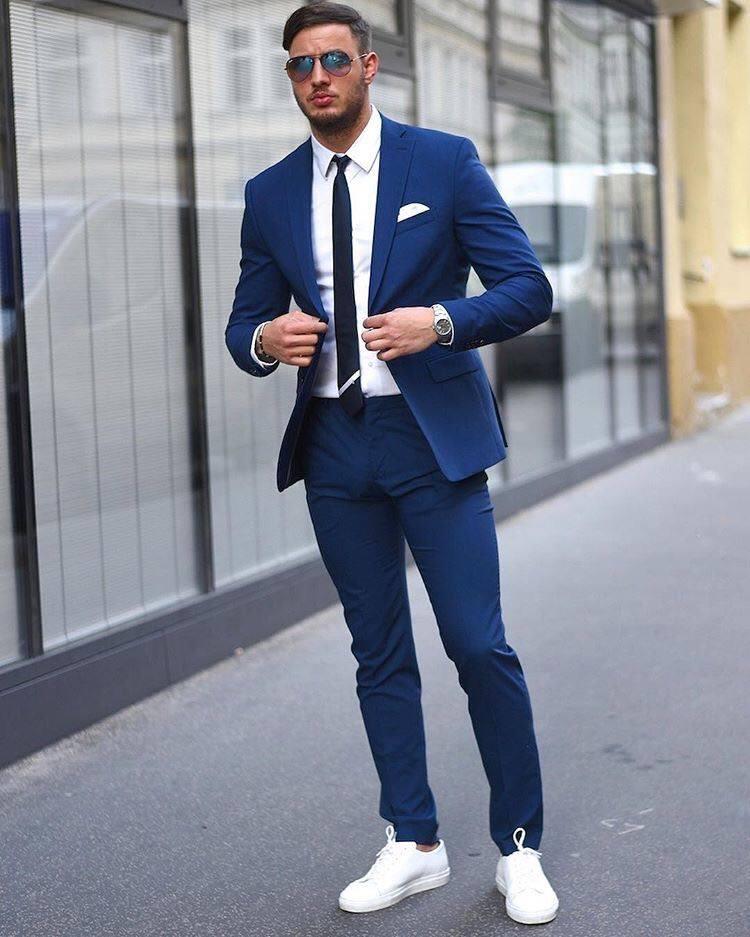 Good Hairstyles For Men To Wear At Weddings: Logra Un Estilo Deportivo Sin Verte Informal