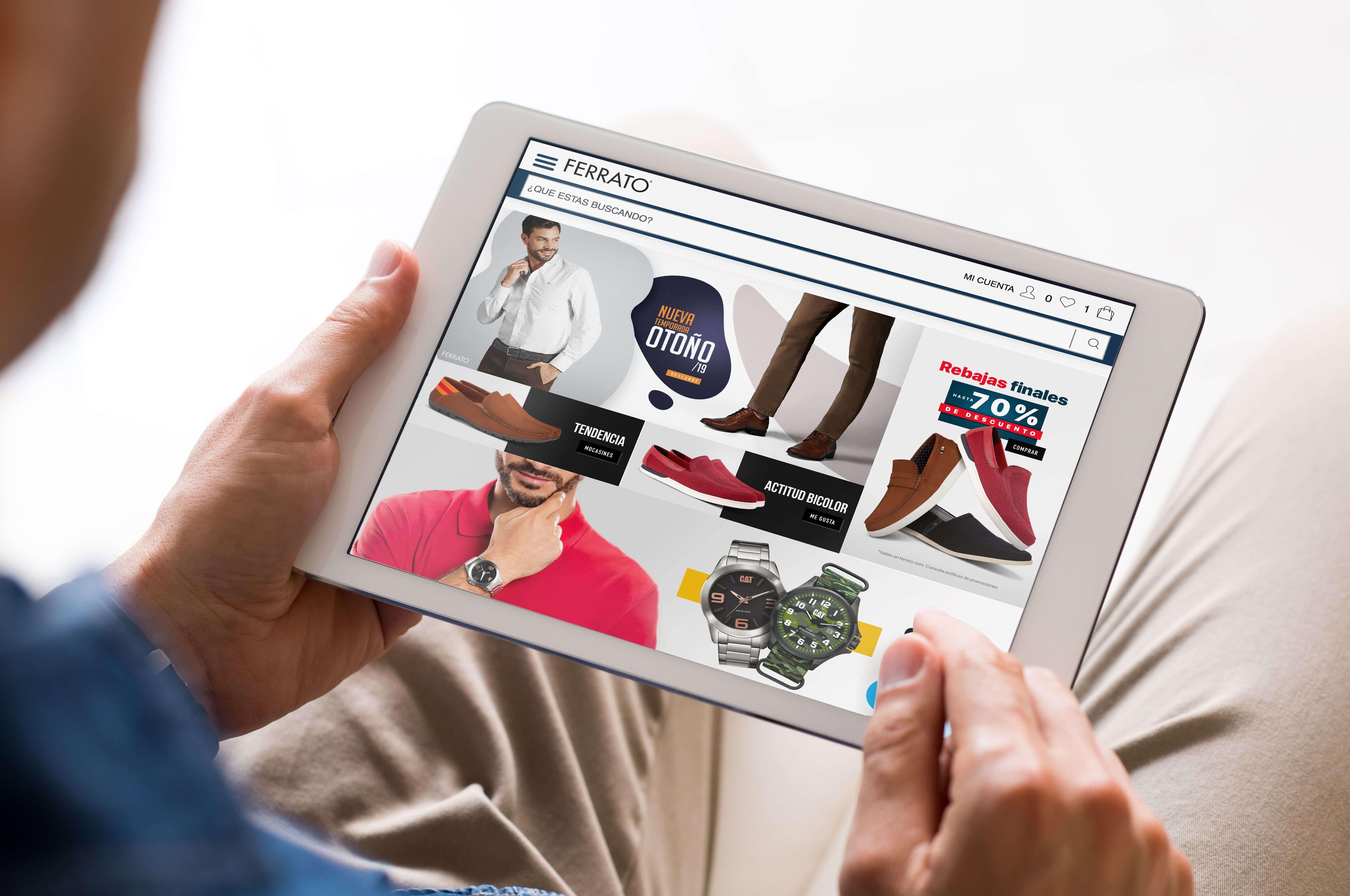 Compra en línea Ferrato